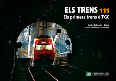 Cover of Els trens 111