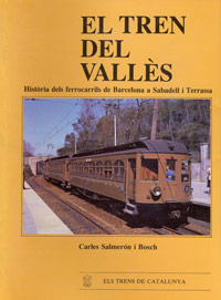 Cover of El tren del Vallès